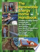 The Renewable Energy Home Handbook
