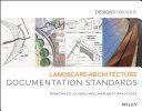 Pdf Landscape Architecture Documentation Standards