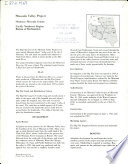 Missoula Valley Project Book PDF