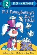 P J  Funnybunny s Bag of Tricks