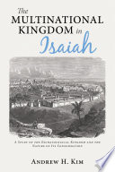The Multinational Kingdom In Isaiah