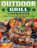 Outdoor Grill Cookbook