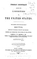 Foreign Conspiracy Against the Liberties of the United States