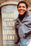 Dreams from My Father  Adapted for Young Adults