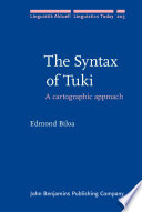 The Syntax Of Tuki