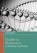 Guide to Reference in Medicine and Health