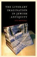 The Literary Imagination in Jewish Antiquity Pdf/ePub eBook