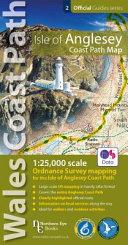 Isle of Anglesey Coast Path Map