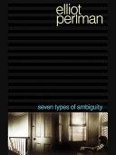 Pdf Seven Types of Ambiguity