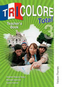 Books - French - Tricolore Total Teacher Book 3 | ISBN 9781408509791