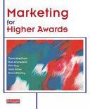 Marketing for Higher Awards