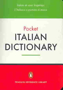 The Penguin Pocket Italian Dictionary