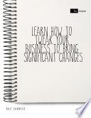 Learn How to Tweak Your Business to Bring Significant Changes Book PDF
