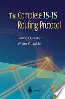 The Complete IS IS Routing Protocol Book