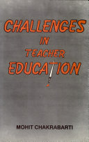 Challenges in Teacher Education