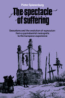 The Spectacle of Suffering