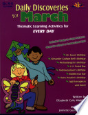 Daily Discoveries For March Ebook  Book PDF
