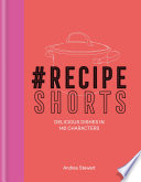 RecipeShorts  Delicious dishes in 140 characters