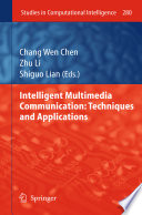 Intelligent Multimedia Communication  Techniques and Applications Book