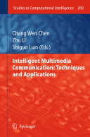Intelligent Multimedia Communication  Techniques and Applications