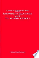 Rationality  Relativism and the Human Sciences