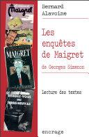 Les Enquêtes de Maigret, de Georges Simenon [Pdf/ePub] eBook