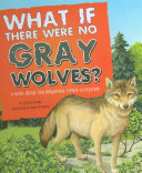 Pdf What If There Were No Gray Wolves?