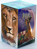 Chronicles of Narnia Movie Tie in Box Set The Voyage of the Dawn Treader  rack