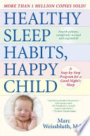 Healthy Sleep Habits  Happy Child  4th Edition
