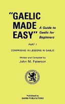 Gaelic Made Easy