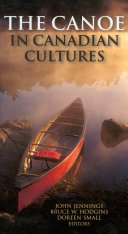 The Canoe in Canadian Cultures