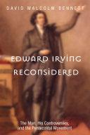Edward Irving Reconsidered