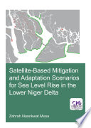Satellite Based Mitigation and Adaptation Scenarios for Sea Level Rise in the Lower Niger Delta