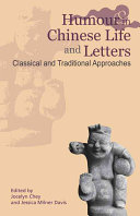 Humour in Chinese Life and Letters Pdf/ePub eBook