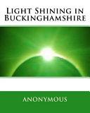 Pdf Light Shining in Buckinghamshire
