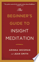 The Beginner s Guide to Insight Meditation Book