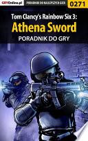 Tom Clancy s Rainbow Six 3  Athena Sword Book