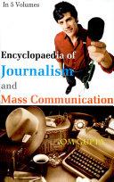 Encyclopaedia Of Journalism And Mass Communication (5 Vols.)