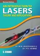 An Introduction to Lasers Theory and Applications