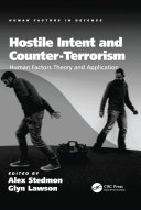 Hostile Intent and Counter Terrorism