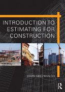 Introduction to Estimating for Construction [Pdf/ePub] eBook