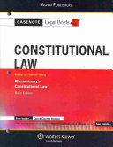 Constitutional Law: Keyed to Courses Using Chemerinsky's ...