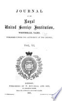 Royal United Service Institution Journal