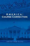 America  Course Correction