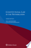 Constitutional Law In The Netherlands