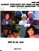 National Five Digit Zip Code and Post Office Directory Book