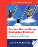 So You Wanna Be an Embedded Engineer Book