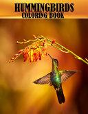 Hummingbirds Coloring Book