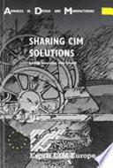 Sharing CIM Solutions