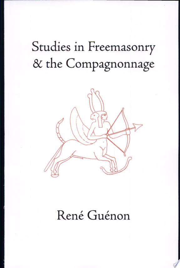 Studies in Freemasonry and the Comp